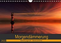 Morgendaemmerung (Wandkalender 2022 DIN A4 quer): Hypnotisierende Bilder in fantastischer Morgenstimmung (Monatskalender, 14 Seiten )