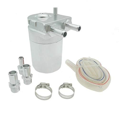 Heinmo, serbatoio universale per la raccolta dell'olio con diaframma in lega di alluminio, 5 colori