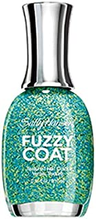 (6 Pack) SALLY HANSEN Fuzzy Coat Special Effect Textured Nail Color - Fuzz-Sea (並行輸入品)