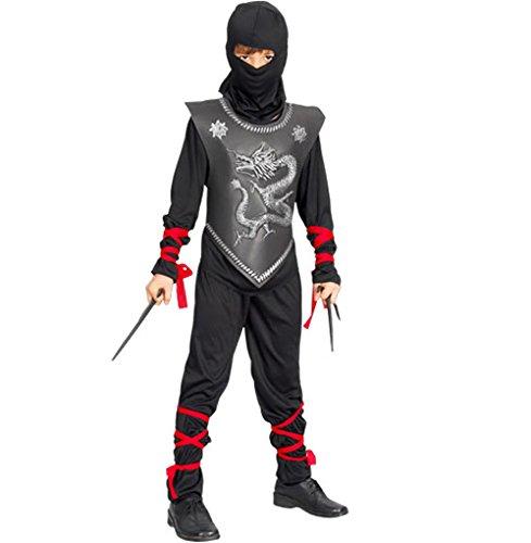 Kinder Kostüm Ninja