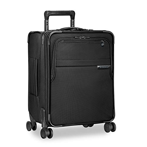 Briggs & Riley Baselinee Wide-Body Carry-On