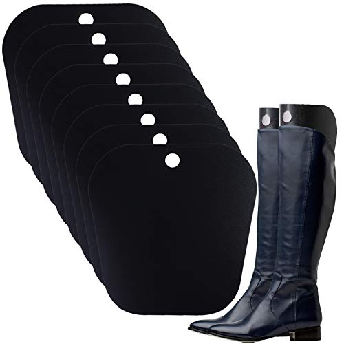 Ruisita 4 Pairs Tall Boot Shaper Form Inserts Boots Support for Unisex, 16 Inch
