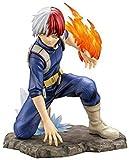 KIJIGHG Anime Shouwu Artfx J My Hero Academy Hong Kong Frozen 1/8 Escala PVC Anime Figura de acción Anime Modelo de Personaje 16.6Cm