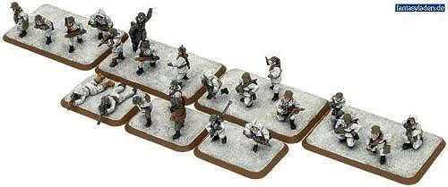 envío gratis Tank Hunter Platoon (winter) by Flames of War War War  con 60% de descuento
