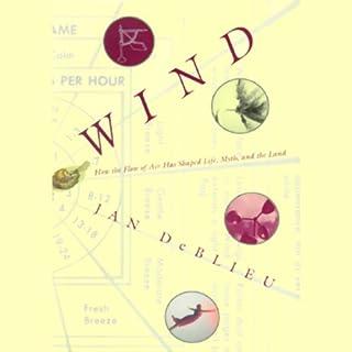 Wind audiobook cover art