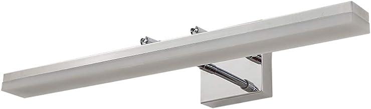 Led Spiegellamp Badkamer Spiegellicht 12W Schaalbaar Wandverlichting Verstelbaar Schilderij Lamp Neutraal Wit