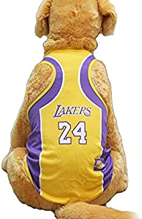 KayMayn Pet Jersey Football Licensed Dog Jersey, Comes in 6 Sizes,Dog Clothes Football T-Shirt Dogs Costume National Soccer World Cup,Outdoor Sportswear Summer Breathable
