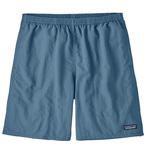 Patagonia M's Baggies Longs - 7 In. - Shorts für Herren. XL blau (Pigeon Blue)