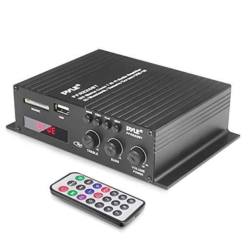 amplificador radio fabricante Pyle