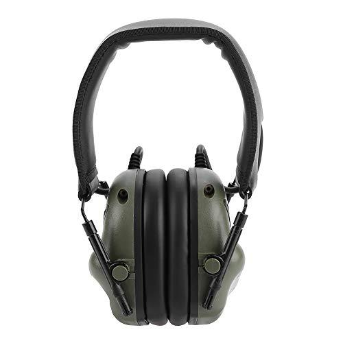 Demeras Auriculares con micrófono Auriculares Plegables Impermeables para Juegos para Juegos de...