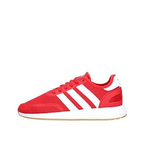 adidas N-5923 Zapatillas de Gimnasia Hombre, Rojo (Scarlet/Ftwr...