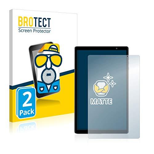 BROTECT 2X Entspiegelungs-Schutzfolie kompatibel mit Toscido P101 Bildschirmschutz-Folie Matt, Anti-Reflex, Anti-Fingerprint