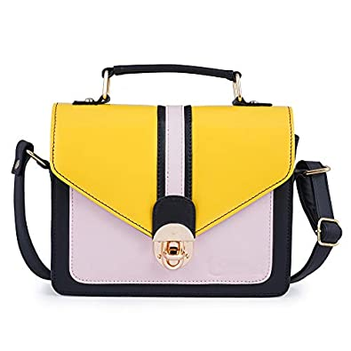 Classic Fashions Synthetic Leather Sling Bag Women's and Girl's