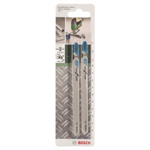 Bosch 2609256732 DIY Stichsägeblatt T 318A HSS (2)