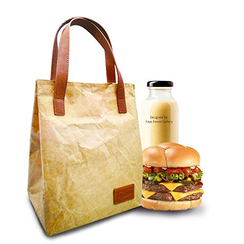 Lunch Bag - Insulated eco-friendly, Leakproof & Reusable Bags &...