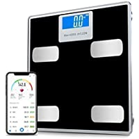 Toye Digital Bluetooth Weight and Body Fat Scale