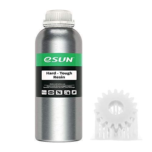 Impresora 405nm LCD 3D de resina rápida de curado UV, ABS, de alto impacto, fotopolímero...