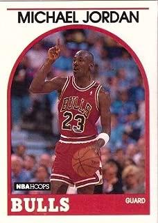 nba hoops michael jordan 1989