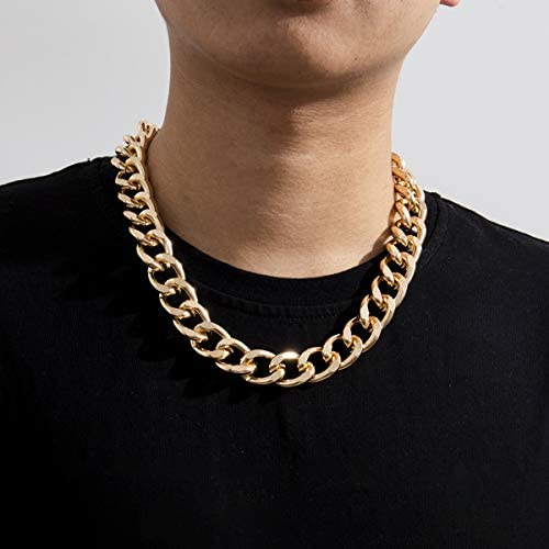 Chunky choker necklace _image0