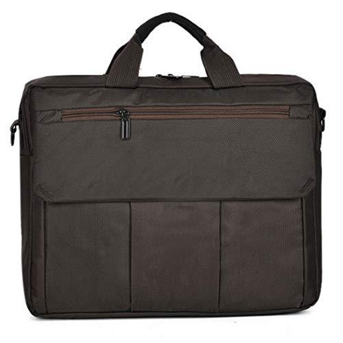 Fusanadarn Schoudertas voor laptop voor mannen en vrouwen, met beschermhoes voor 14 inch laptop, 15,6 inch (15,6 inch)