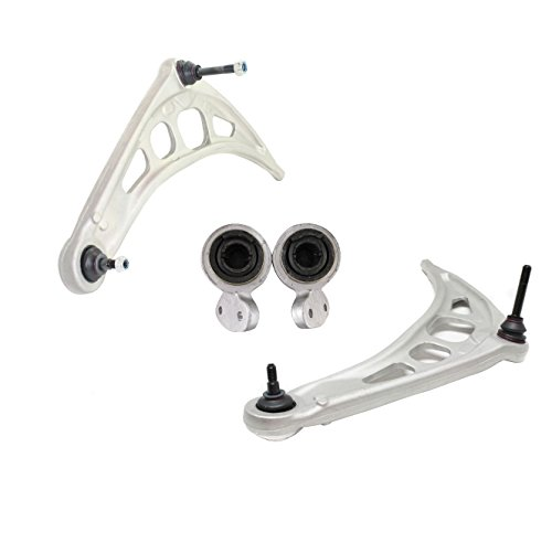 Set of 4 Front Lower Suspension Control Arm Kit for BMW E46 E85 323i 325i 325Ci 328i 330Ci 330i Z4