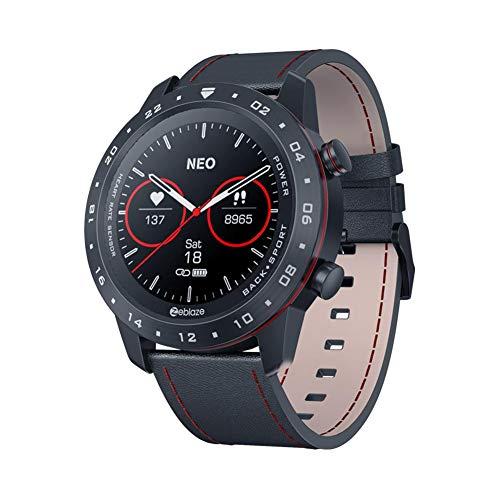 Smartwatch LTE4G Zeblaze GPS Bluetooth Fitness Tracker Sport Smart Watch, 1,6Zoll Crystal Display GPS/GLONASS Quad Core 16GB ROM Mit 5.0MP Camera Support Nano SIM Kompatible Mit Android/iOS