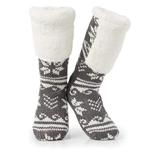 CityComfort Winter Slippers | Super zachte pantoffels | pantoffels voor volwassenen | vrouwen en mannen Unisex 35-40