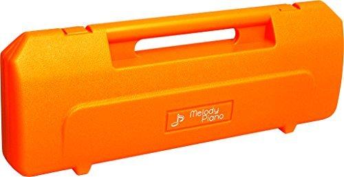 KC キョーリツ 鍵盤ハーモニカ メロディピアノ P3001-32K専用ケース オレンジ P3001-CASE/OR