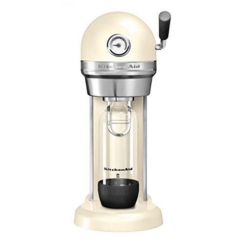 Preisvergleich Produktbild KitchenAid ARTISAN 5KSS1121AC / 2 Trinkwassersprudler Crème