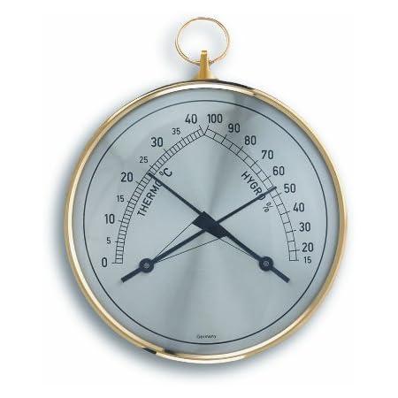 TFA-Dostmann 45.2005 Klimatherm Thermomètre hygromètre 100 mm