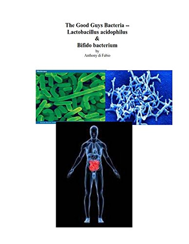 The Good Guys Bacteria -- Lactobacillus acidophilus & Bifido bacterium