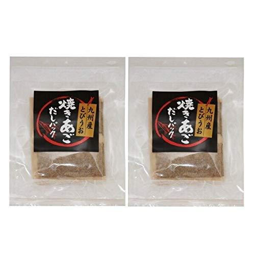 乾物屋の底力 無添加 焼きあごだしパック(九州産とび魚) 50g×2袋