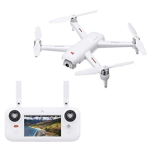 Goolsky Xiaomi FIMI A3 GPS Drone with 3-axis Gimbal 1080P Camera 5.8G FPV Real-time Transmission Aerial Photography
