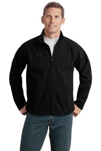 Port Authority Men's Textured Shell Jacket