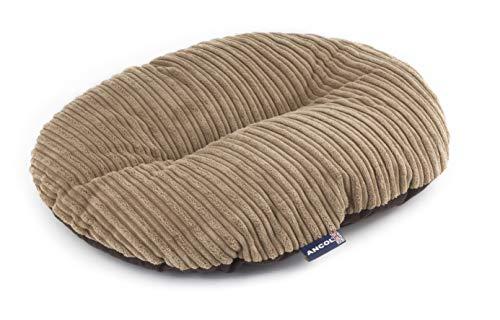 Ancol Timberwolf Sleepy Paws Oval Cushion, 90 x 60 cm