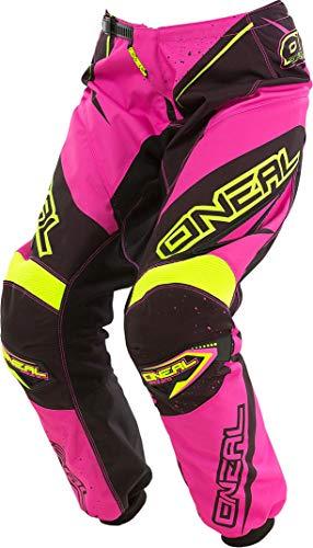 O'Neal Damen Motocross Hose Element Racewear, Pink, 36, 0128-7