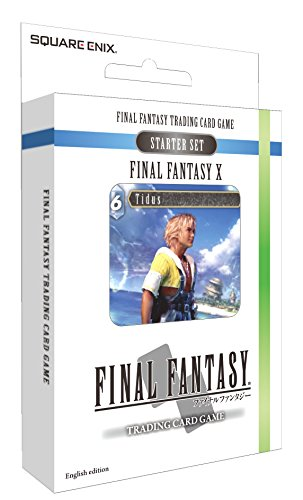 Square Enix Final Fantasy 10 x Kit de Final Fantasy Trading Card Game