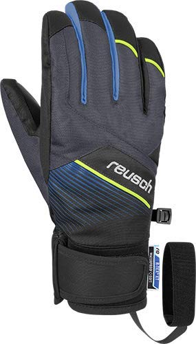 Reusch Kinder Ferdi R-TEX XT Junior Handschuh, Dress Blue/Brilliant Blue, 4.5