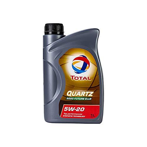 Total Motoröl Motorenöl Schmierung Schmiermittel Quartz 9000 Future Ecob 5W-20 1L 195026