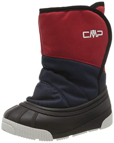 CMP Unisex Kinder Latu Stiefel, Rot (Ferrari-B.Blue 27cd), 20/21 EU