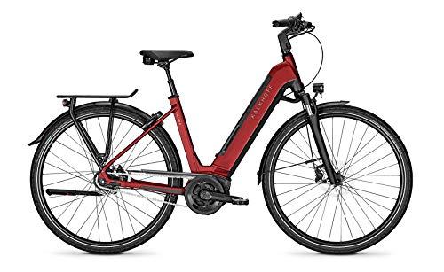 "Kalkhoff Image 5.B Move Bosch Elektro Fahrrad 2020 rot/schwarz (28\"" Wave L/53cm, WineRed/Magicblack Matt)"