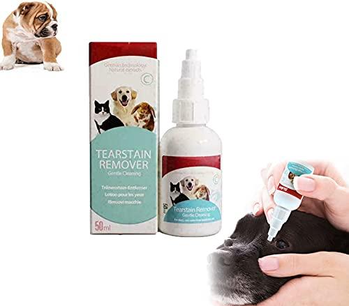 öGondroppar FöR Husdjur öGonvåRd Torr Anti-KlåDa, Alla Djur FöRhindrar Och Kontrollerar Irritation Riv FläCk öGoninfektion 2 Flaskor