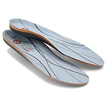 Vionic Unisex Full Length Active Orthotic Shoe Insole-Comfort Cushion Arch Support Heel Pain Relief Plantar Fasciitis Large  Women s 10.5-12 / Men s 9.5-11