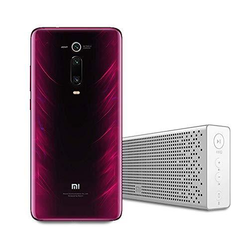 Xiaomi XIA-MI-9TPRO-64-ROJ-SPEAKER XIA-MI-9TPRO-64-ROJ-SPEAKER Mi 9T Pro 64 GB (6 GB Ram) y Mi Bluetooth Speaker, Rojo