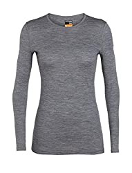 Icebreaker Women's Merino 200 Oasis Long Sleeve