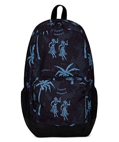 Hurley M RENEGADE II ALOHA ONLY BACKPACK Sacs À Dos Homme Noir FR Unique (Taille Fabricant : 1SIZE)