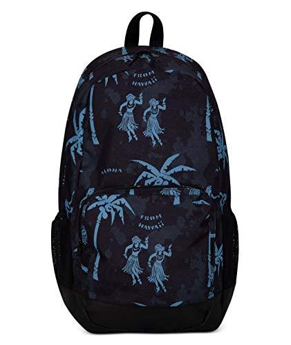 Hurley M Renegade II Aloha Only Backpack Mochilas, Hombre, Black, 1SIZE
