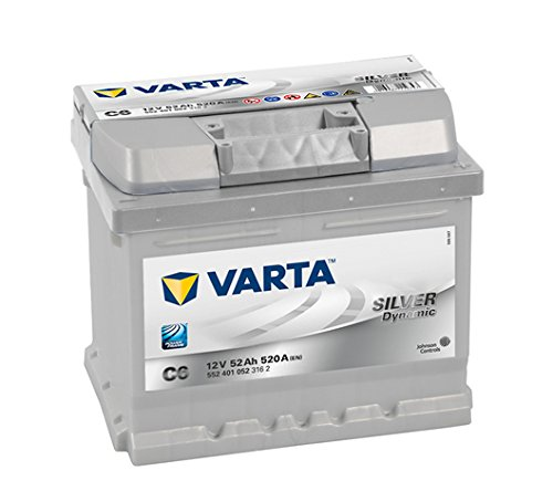 Varta C6, Other, 52Ah / 520A
