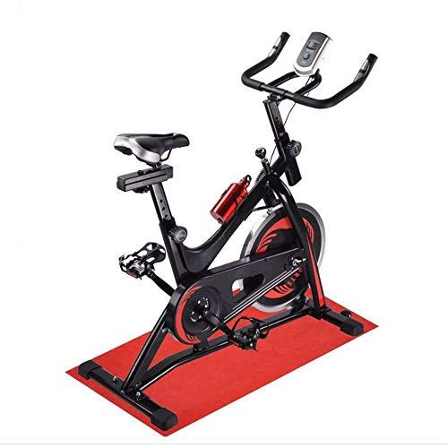 Tbaobei-Baby Indoor-Heimtrainer Flüsterleises Startseite Heimtrainer Fitnessgeräte Bodybuilding Pedal Heimtrainer geeignet for Indoor-Sportstudio im Haus Aerobic Radfahren Bike