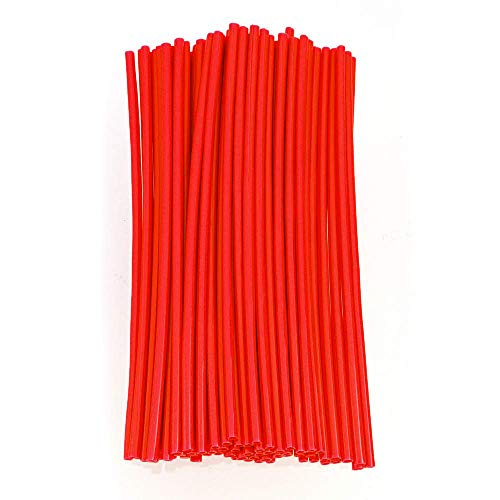 color tree 72pcs/lot Copriraggi Moto Motocross Cerchioni per Universal Moto Motocross Dirtbikes